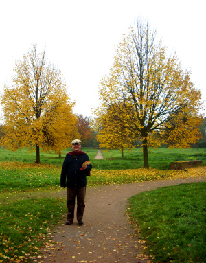 Im Klostergarten von Helfta