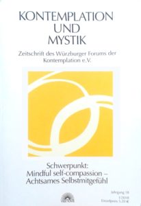 Kontemplation Mystik Ausgabe 2018/01